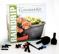 Watering kit and timer